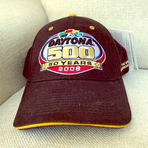 NWT Daytona 500 50th Anniversary Hat